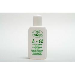 LO2 - vlasový šampon na lupy