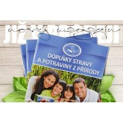 Časopis potravinové doplňky