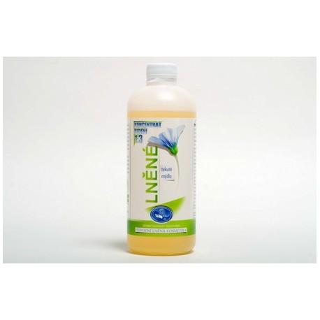 Lněné tekuté mýdlo - 0,5l